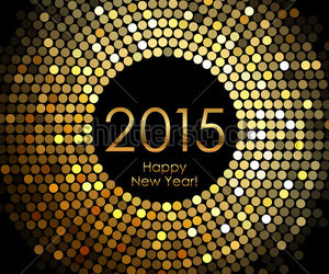 glitter and 2015 image