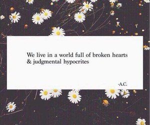 broken, truth, and world image