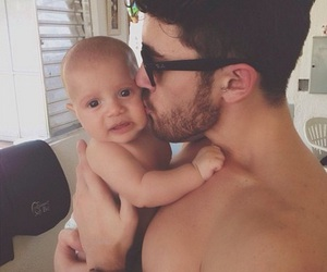 baby, boy, and lovely image
