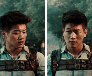 Minho, so hot, and the maze runner image