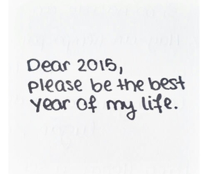 2015, new year, and life image