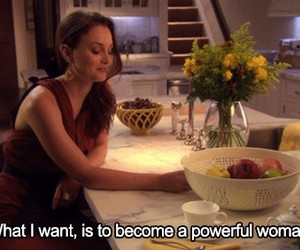 gossip girl, Powerful, and quotes image