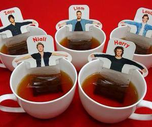 tea and 1d image