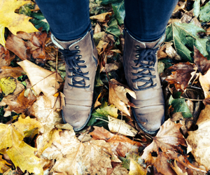 fall, hipster, and shoes image