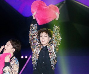 exo, xiumin, and tlp image