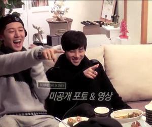 Ikon, b.i, and kim jinhwan image