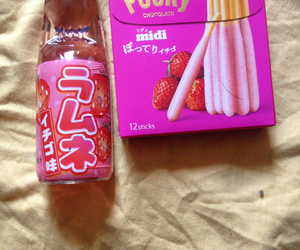 food, japones, and sweets image