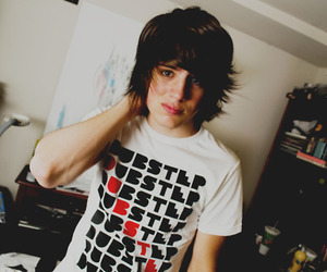 boy, cute, and dubstep image