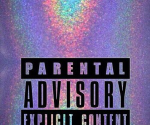 parental advisory and wallpaper image