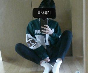 girl and korean image