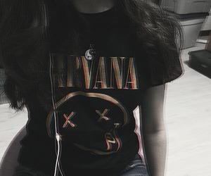 3d, grunge, and nirvana image