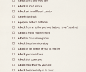 books, challenge, and read image