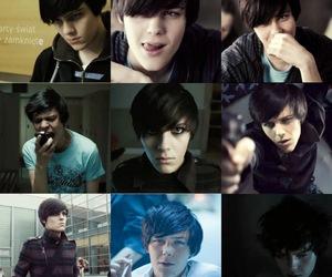 dominik, suicide room, and boy image
