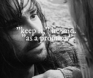 love, the hobbit, and kili image
