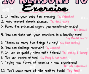 motivation, fitness, and exercise image