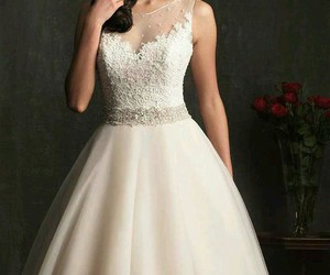 dresses, gorgeous, and fashion image