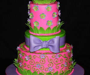 bow, photography, and buttercream image