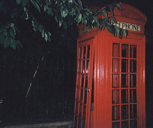london, telephone, and indie image
