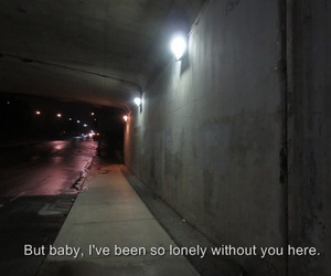 bae, night, and quotes image