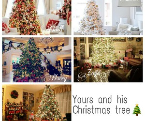 christmas tree, imagine, and louis image