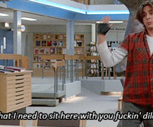 The Breakfast Club, funny, and Breakfast Club image