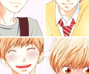 anime, ao haru ride, and boy image