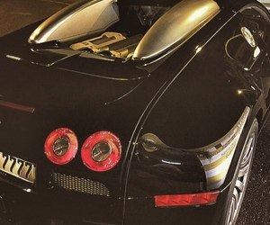 black, car, and luxury image