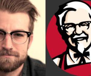 exo, kris, and KFC image