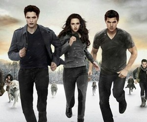 twilight, edward, and bella image