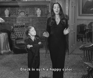 black, happy, and color image
