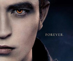 breaking dawn, edward cullen, and forever image