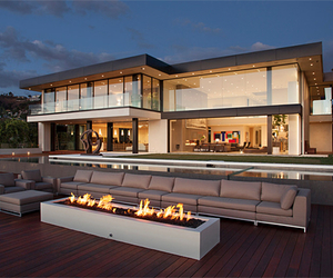 house, luxury, and Dream image