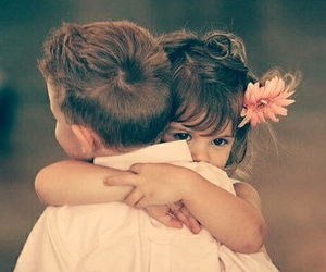 couples, hugs, and kids image