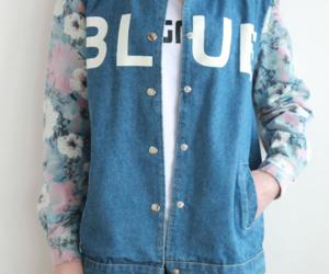 jacket and kfashion image