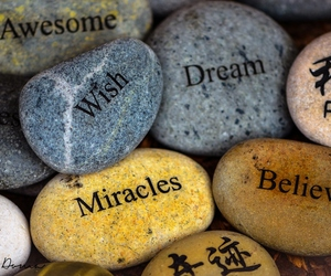 believe, Dream, and hope image