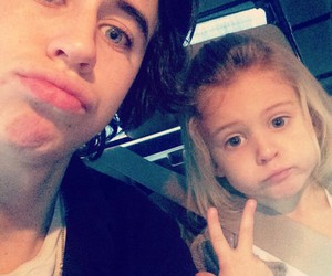 nash grier, skylynn, and cute image