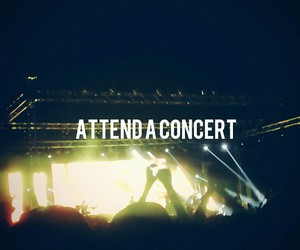 concert and music image