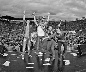big time rush, concert, and kendall schmidt image