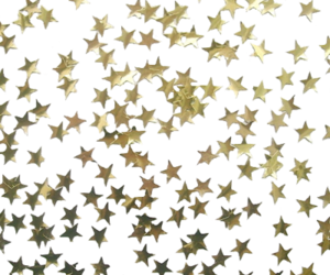 stars, background, and gold image