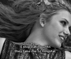 skins, cassie, and anorexia image