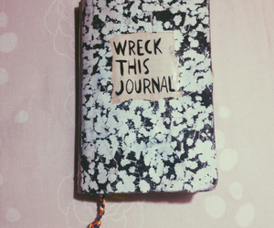 journal, this, and wreck image