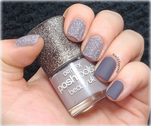 nail art, notd, and born pretty store image