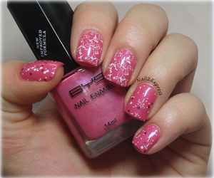 manicure, notd, and skittlette image