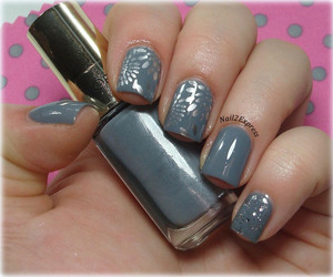 manicure, skittlette, and nail art image