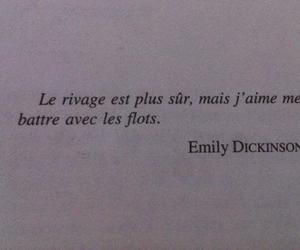 emily dickinson, livre, and citation image