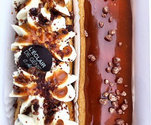 chocolate, pastry, and delicious image