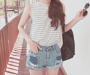 fashion, summer, and ulzzang image