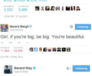 gerard way, hero, and Hot image
