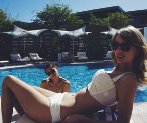 Taylor Swift, summer, and 1989 image
