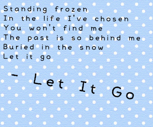 demi lovato and let it go image